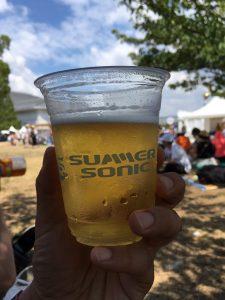 サマソニビール